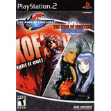 The King Of Fighters 2000/2001 Playstation 2 Nuevo