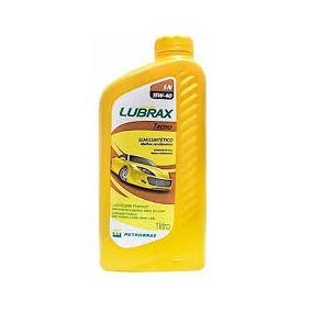 Óleo Lubrax Tecno 15w40 Sn Semi Sintético 1litro