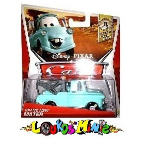 Disney Cars Brand New Mater Novo Lacrado Mattel