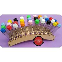 Porta Tubos Golosineros Soporte Fibrofacil Candy Bar