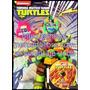 Libro Tortugas Ninja 8 Libros De Carton Mas Cd Y Pizarra