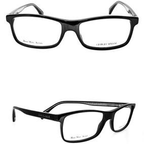 0dbf19f8459da Armação Oculos Giorgio Armani Grau Oakley - Óculos no Mercado Livre ...