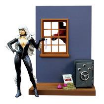 Black Cat E Homem Aranha - Marvel Select
