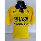 Camisa Olympikus Seleção Brasileira Vôlei 1 Anos 90 S/n