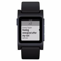 Pebble 2 Smartwatch Y Monitor Cardiaco Negro