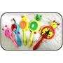 Maraca/ Tambor Madera/juguete Musical/souvenir