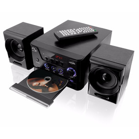 Mini-system Multilaser Dvd Player Usb Rádio Fm Karaokê Sp141