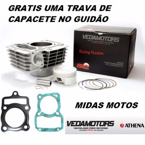 Kit Aumento Cilindrada Titan150 P/ 190cc Vedamotors -brinde