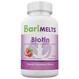 Barimelts Biotina, Vitaminas Bariátricas Sin Azúcar, Todo E
