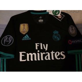 Jersey Real Madrid Nuevo 2017-2018 Envio Gratis Champions