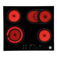 Anafe Ge Appliances Vitroceramico 60cm Aege62vn0 Digiya