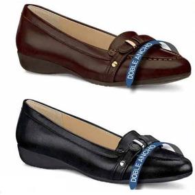 Zapato Doble Ancho Andrea - Zapatos de Mujer en Mercado Libre México 0f7726317c30