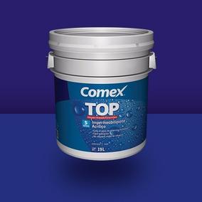 Impermeabilizante Comex Top Rojo 5 Años