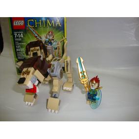 Lego Original Chima Criatura Leão 70123 ( Selo Inmetro)