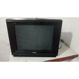 Tv Toshiba Stereo 29polegadas Com Tela Plana Colorstream