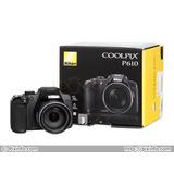 Camara Nikon Coolpix P610 16mp Super Zoom 60x Nueva Sellada