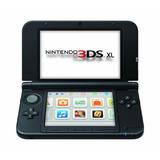 Nintendo 3ds Xl Color Negro