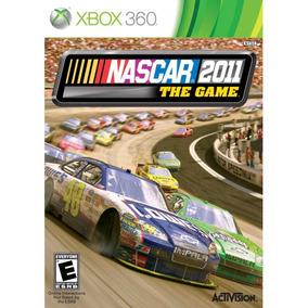Nascar 2011: The Game - Xbox 360 - Mídia Física, Lacrado