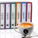 50 Cápsulas De Café Grand Cru Para Máquina Nespresso