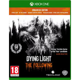 Xbox One Dying Light The Following Enhanced Edition Nuevo