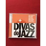 Cd - Divas Do Jazz - Som Livre - Seminovo