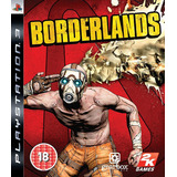 Borderlands 1 Ps3 Digital