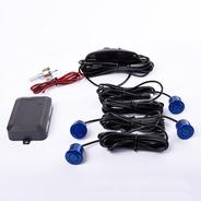 Sensor De Estacionamiento Con Display Y Sonido Colores