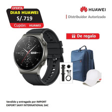 Huawei Smartwatch Gt2 Pro + Mochila + Selfie Stick + Gorra