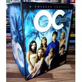 Box - Coleção Completa The Oc - 26 Dvd - Luva - 4 Temporadas