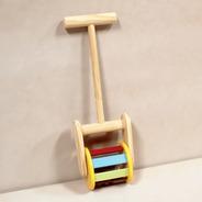 Rodari Con Arrastre - Juego Montessori Para Niños- Lakalumba