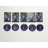 10 Figuritas Pepsi Cards Futbol Promo Locura