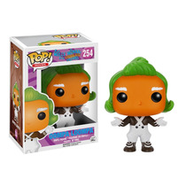 Oompa Loompa Pop! Movies Willy Wonka & The Chocolate Factory