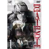 Serie Death Note Saga Completa Dublado Dvd