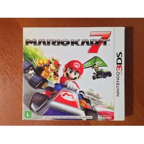 Mario Kart 7 Completo, Com Luva