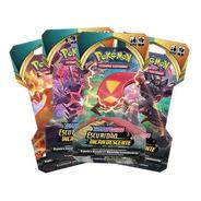 Pokémon 20 Booster Escuridão Incandescente - Ee3