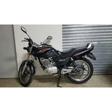 Jm-motors Suzuki En 125 Full Con Disco Color Negra Financio