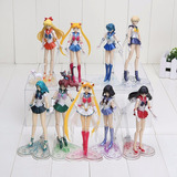 Sailor Moon Figura Articulada Varios Personajes Sh Figuarts