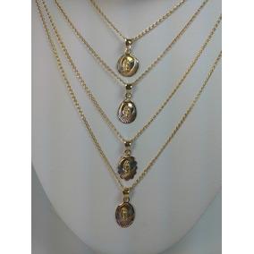 Medalla Para Bautizo De 1 Cm De Virgen En Varias Formas