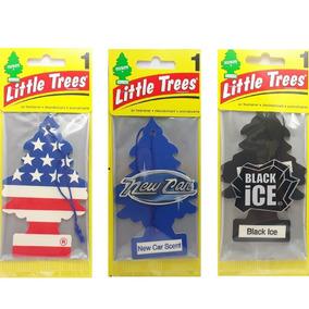 Aromatizante Para Carro Little Trees Anbiente Leia O Anúncio
