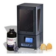 Impressora 3d Sla (resina) - Resin One + Software Zenith