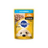 Pedigree Alimento Para Perro -pedigree Cachorro Pollo 100 Gr