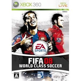 Fifa 08 World Class Soccer Importación Japón