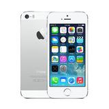Celular Libre Apple Iphone 5 Silver 16gb + Power Bank