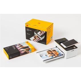 Kit Impressora Fotográfica Kodak Pd480 + Pacote De Impressão