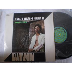 Lp - Djavan / A Voz O Violão A Musica / Som Livre / 1976