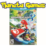 Mario Kart 8 Nintendo Wii U Fisicos Nuevos Caja Sellada