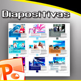 Diapositivas Y/o Presentaciones En Power Point