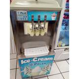 Máquina De Helado Suave O De Yoghurt Polar