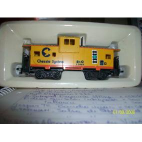 Vagon De Cola Bachman Ho 1/87 Nuevo