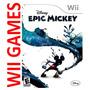 Juego Epic Mickey - Original Nintendo Wii Y Wii U - Sellado
